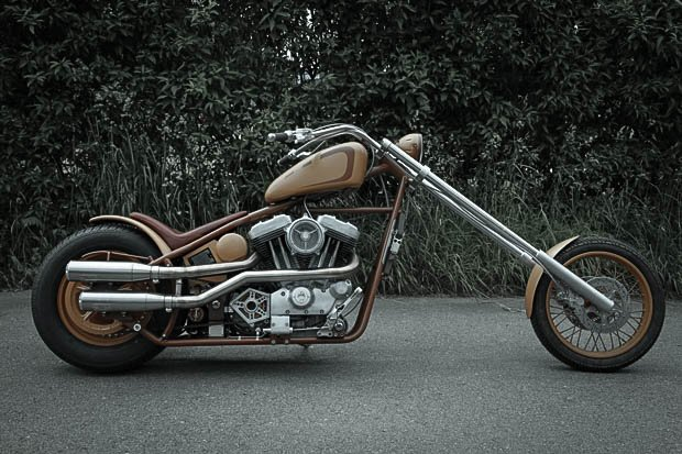 CCCP Chopper Sporty