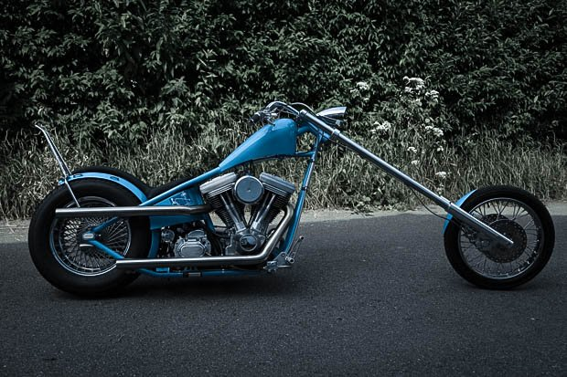CCCP Chopper Big Twin
